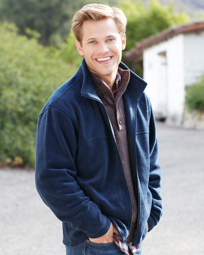 Sport Fleece Full-Zip Jacket