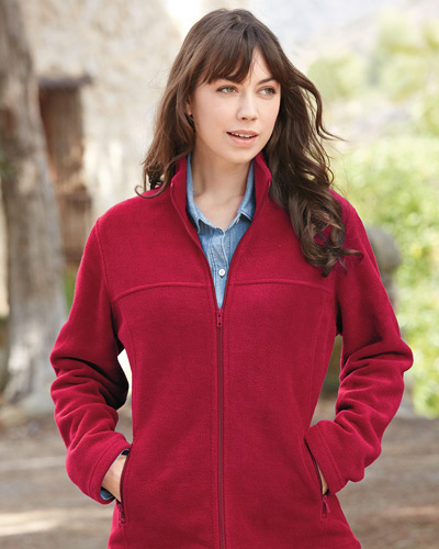Women's Sport Fleece Full-Zip Jacket