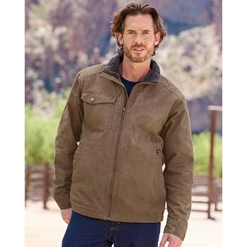 Endeavor Canyon Cloth™ Canvas Jacket with Sherpa Lining