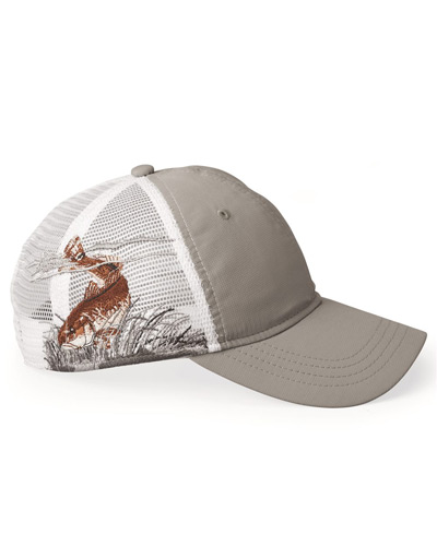 Redfish Performance Mesh Cap