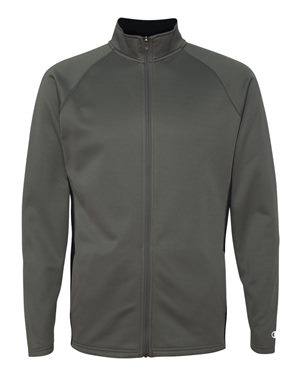 Men's Performance Colorblock Full-Zip Jacket
