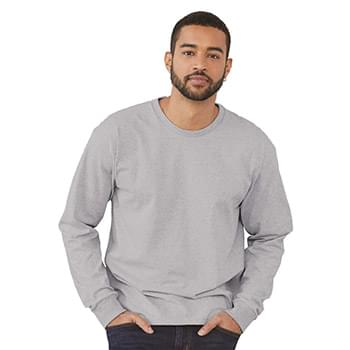 USA-Made 100% Cotton Long Sleeve T-Shirt