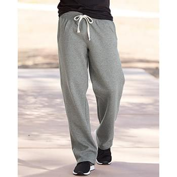 Cross Weave™ Open Bottom Sweatpants
