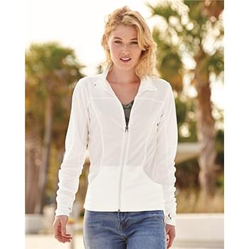 Women's Poly-Tech Full-Zip Track Jacket