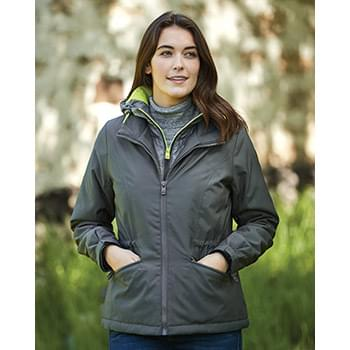 32 Degrees Women's VRY WRM Turbo Jacket