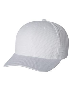 Athletic Pro Mesh Cap with Velcro Closure