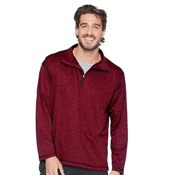 Value Cationic Quarter-Zip Pullover