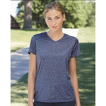 Women's Kinergy Heathered Training Tee