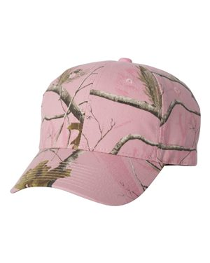 Structured APC Camo Cap
