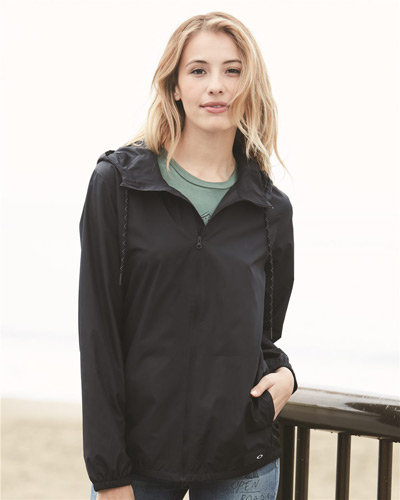 Women's Hooded Windbreaker