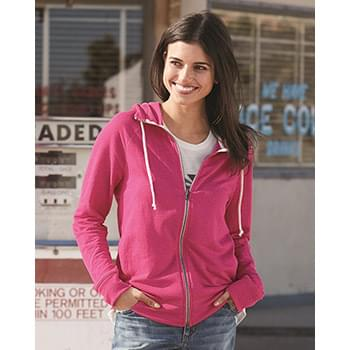 Originals Women's French Terry Hooded Full-Zip