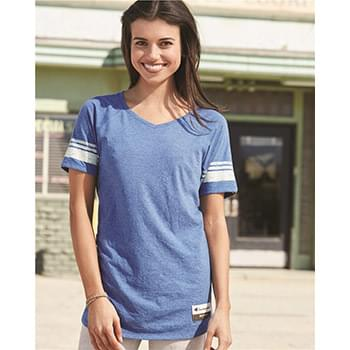 Originals Women's Triblend Varsity Tee