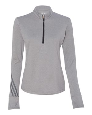 Golf Women's Brushed Terry Heather Quarter-Zip Jacket