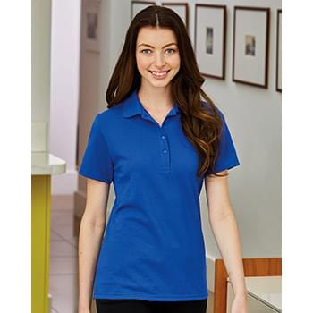 Women's X-Temp Pique Sport Shirt with Fresh IQ