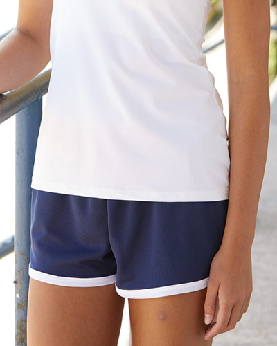 Women's Fast Break Mesh Shorts
