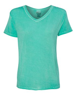 Women's Oasis Wash V-Neck T-Shirt