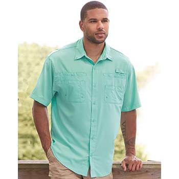 Baja Short Sleeve Fishing Shirt
