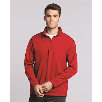 Performance® Tech Quarter-Zip Pullover Sweatshirt