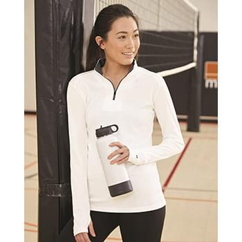 B-Core Ladies Quarter-Zip