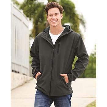 Independent Trading Co.® Custom Poly-Tech Soft Shell Jacket