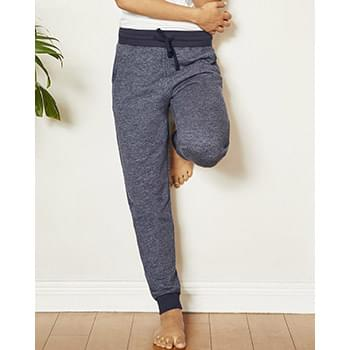 Women's Denim Fleece Joggers