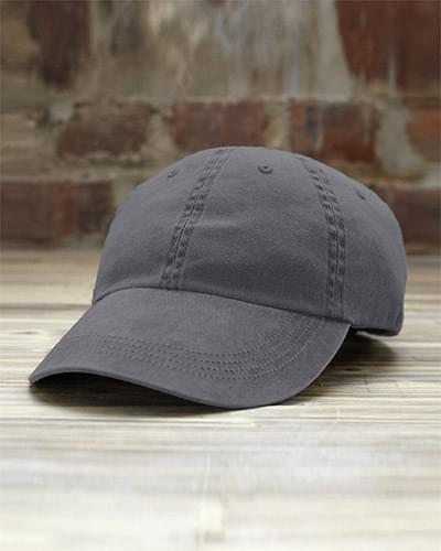 Solid Pigment-Dyed Cap