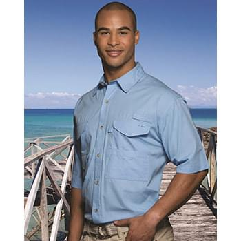 Fishermen Short Sleeve Shirt