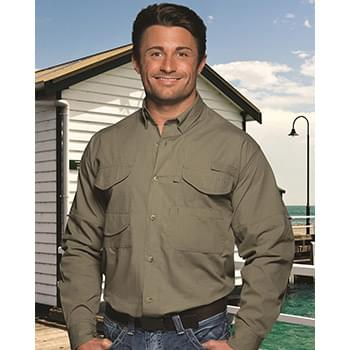 Fishermen Long Sleeve Shirt