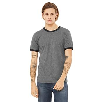 Heather Ringer Jersey Tee