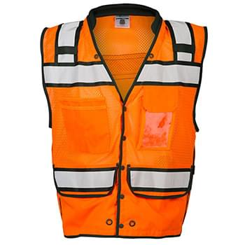 High Performance Surveyors Snap Vest
