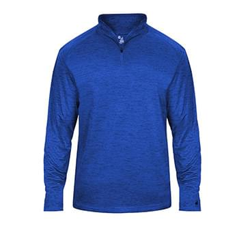Youth Tonal Blend Quarter-Zip Pullover