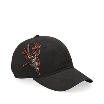 Buck Applique Cap