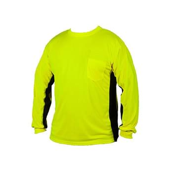 Premium Black Series® Long Sleeve Hi-Viz T-Shirt