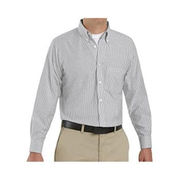 Executive Oxford Long Sleeve Dress Shirt - Additional Sizes