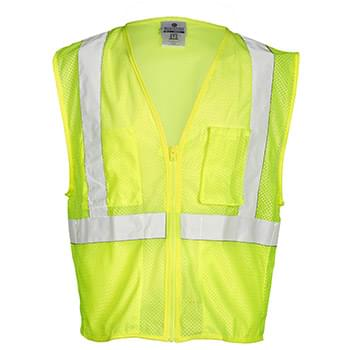 Self Extinguishing Mesh Vest