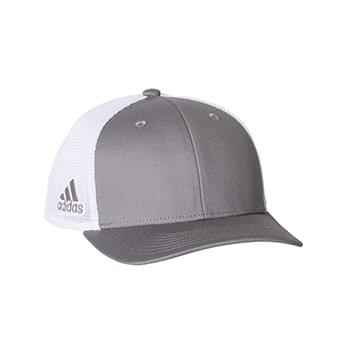 Mesh Colorblock Cap