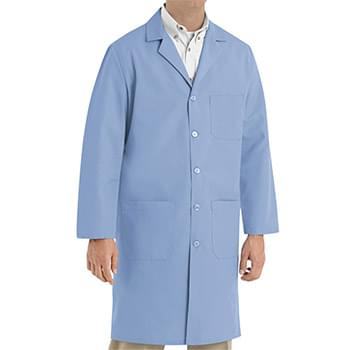 Button Front Lab Coat Extended Sizes