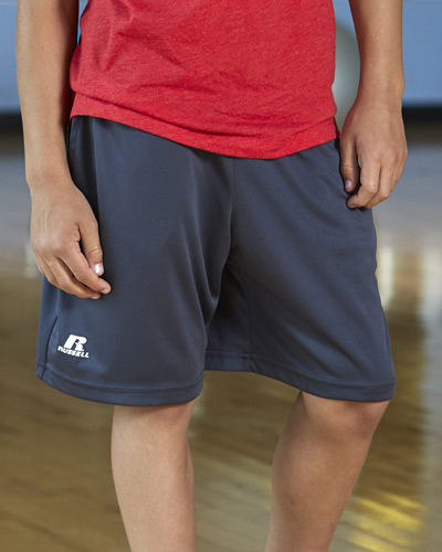 "Youth 7"" Essential Pocketed Shorts"