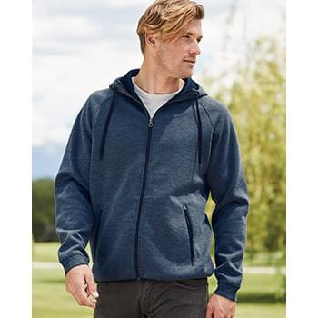 Heat Last Fleece Tech Hooded Full-Zip Sweatshirt