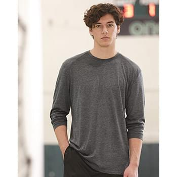 Triblend Performance Long Sleeve T-Shirt