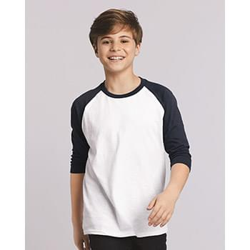 Heavy Cotton Youth Raglan Tee