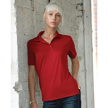 Dri-Power® Women's Polyester Mesh Sport Shirt