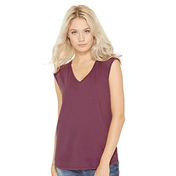 Women's Festival Sleeveless V