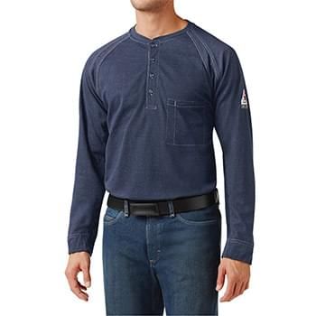 Long Sleeve Henley Long Sizes