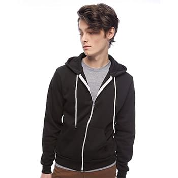 Unisex Flex Fleece Zip Hoodie - USA