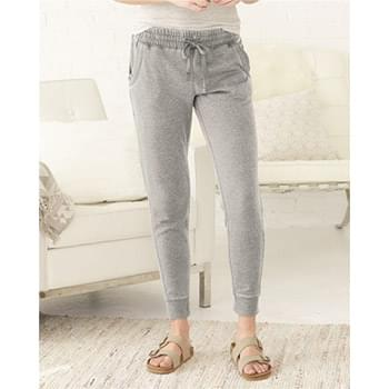 Women's Enzyme Washed Rally Jogger