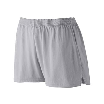 Girls' Trim Fit Jersey Shorts