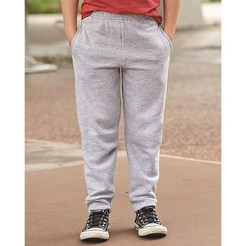 Youth NuBlend® Jogger Fleece Pants