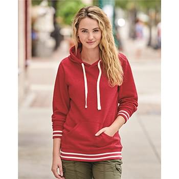 Relay Women's Hooded Pullover Sweatshirt