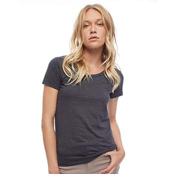 Women's 50/50 Poly/Cotton T-Shirt